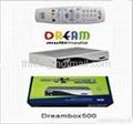 Dreambox DVB-S DM500S digital satellite TV receiver-DM500S,digital set-top box