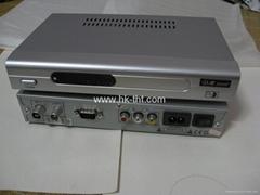 新加坡专用机顶盒DREAMBOX DM500C 银色