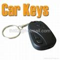 digital car key Camera spy Recorder usb pen hidden video camera  2