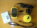 """Fish Finder with Sonar sensor 9 meter cable 2"""" Anti-UV LCD Freeshipping 4"""