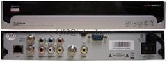 AZbox s808 卫星接收机DVB USB PVR