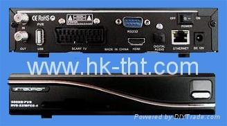 Dreambox DVB500HD PVR digital satellite TV receiver-DVB500HD DVB-S2 HD PVR DM500