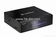 1080P full HDD media player HD560B  Realtek 1183 Networked HiMedia player-HD560B
