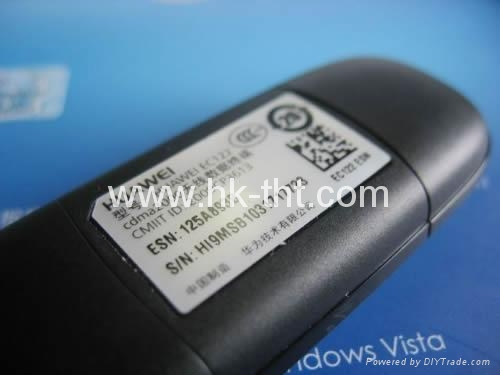 Huawei EC122 3G wireless wan card Modem for CDMA2000 1X EVDO  3