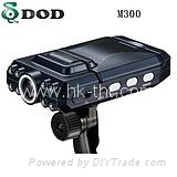 2.5 inch HD car DVR car black box with HD screen anti shocking,Night Vision-M300