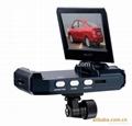 2.5 inch HD car DVR car black box with HD screen anti shocking,Night Vision-M300