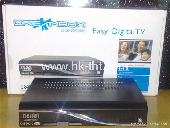 dreambox DM900C Ditigal Cable receiver DM900-C DM900C only can used in Singapore