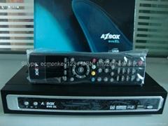 AZbox EVO XL 電視接收器 機頂盒