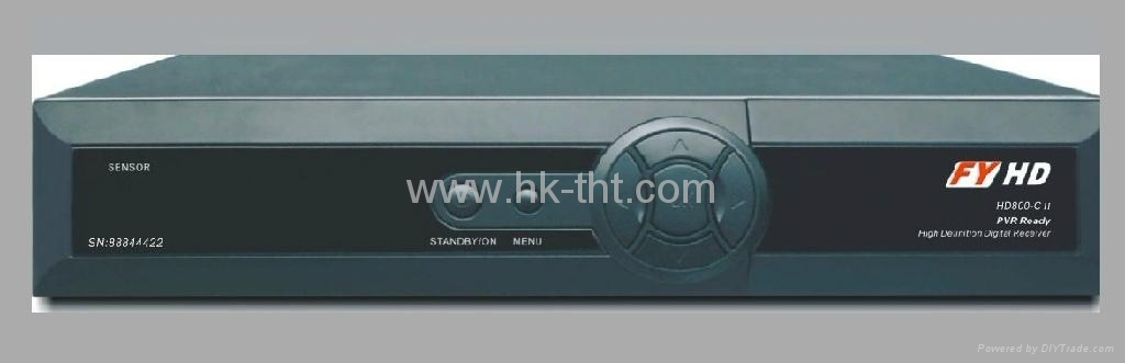 FYHD800-C II Dreambox DM800 HD800C II DVB-C only can be used in Singapore