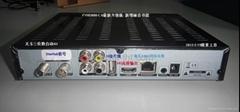 新加坡专用星河高清机顶盒FYHD800-C II