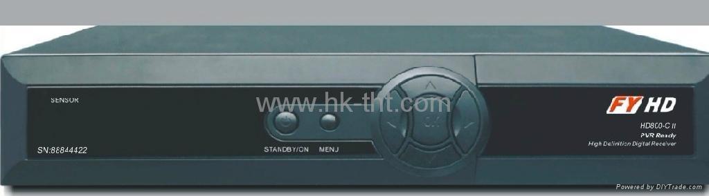 50pcs FYHD800-C II Dreambox DM800 HD800C II DVB-C only can be used in Singapore