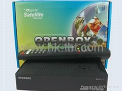 Openbox S12 HD PVR  高清机顶盒