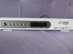 新加坡專用星河高清機頂盒FYHDC-800白色