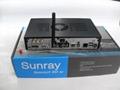 Sunray Sunray4 DM800 se SR4 triple tuner