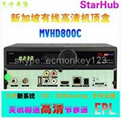 15PCS MVHD800C VI Singap