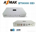 original IP9000 HD IPTV with Malaysia  astro channels about 200 channels
