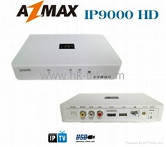 IP9000 HD IPTV set top box Astro91.5  TV receiver  can be used in Malaysia
