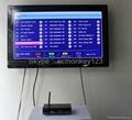 2014 starhub box singapore Black box HDC600 II mini support World Cup & BPL HD