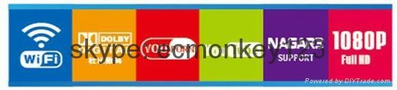 2014 singapore starhub tv box  Black box HD-C601 Plus HDC600 MUX  support BPL HD 5