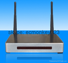 IP2000 android HD IPTV set top box  Malaysia  astro  double WIFI antenna