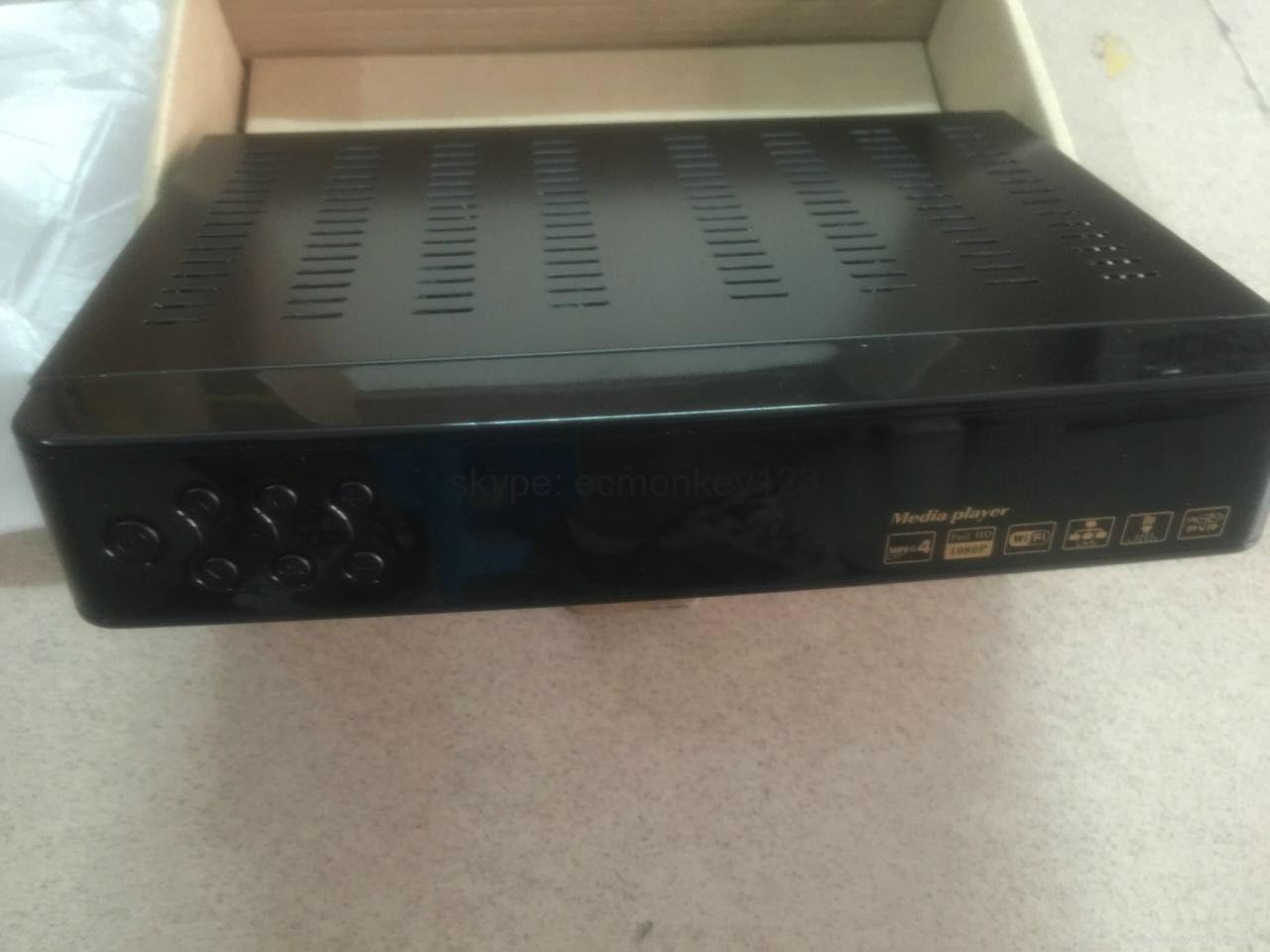 新加坡專用星河高清機頂盒QBOX5000HDC Black Box能看 BPL & 高清頻道和World Cup  2