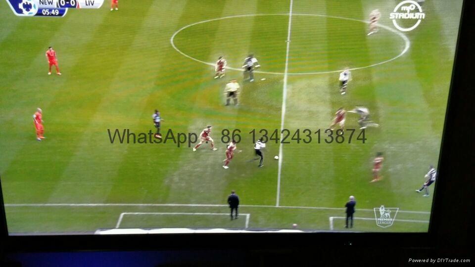 新加坡專用星河高清機頂盒QBOX5000HDC Black Box能看 BPL & 高清頻道和World Cup  7