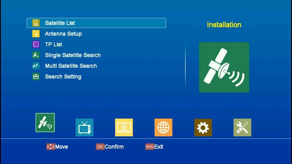 原厂 GTMEDIA V8 NOVA 支持H.265,内置wifi, v8super升级款 14