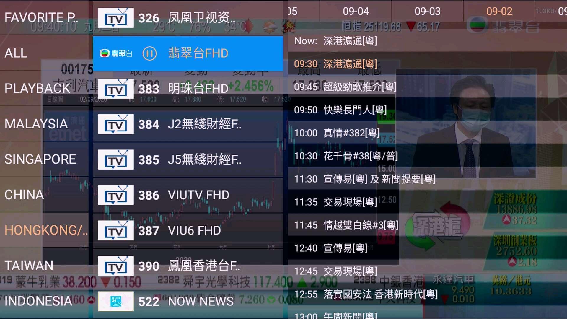 2020 latest Singapore Malaysia tv box iFibre Cloud all Starhub tv channels astro 13