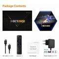 2021 Android 11.0 TV Box HK1 RBOX R2 RK3566 Quad Core Smart 4GB 32GB 64GB 1000M