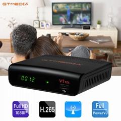 New Arrival  Full HD GTMedia V7 S2X DVB-S2 Satellite Receiver With USB WIFI