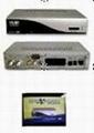 Dreambox DVB-C DM500C digital satellite TV receiver-DM500C,digital set-top box