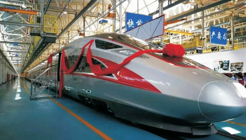 high-speed railway Vibration Damping of Carriage 4
