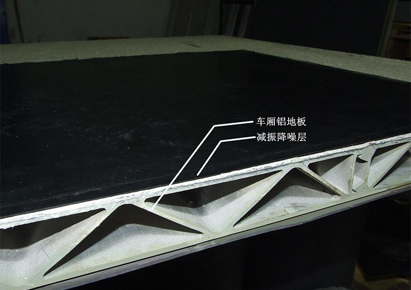 高鐵車廂減震阻尼 6