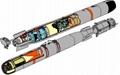 阻尼材料在现代鱼雷设计中的应用