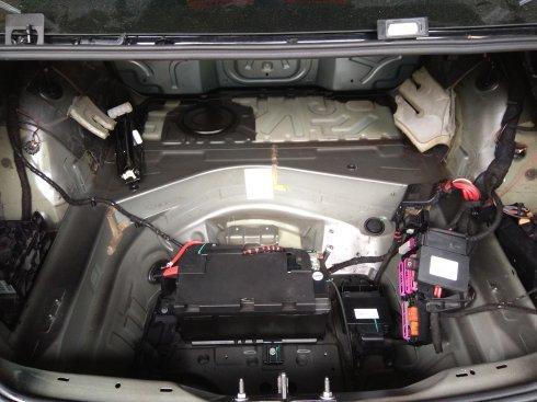 汽車隔音降噪阻尼片 2