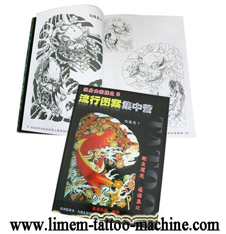 tattoo flash book limem china manufacturer personal