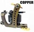 handmade Copper Tattoo Machine 10