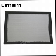LED stencil tracing light table touch screen switch