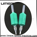Green 1 Inch 25mm Tattoo Silicone