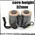 tattoo machine coils 10 wraps 8 wrap coil core height 28mm 30mm 31mm 32mm