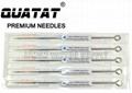 High Quality QUATAT Premium Round Magnum RM CM Curved Magnum  Pro Tattoo Needles