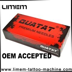 High Quality QUATAT Brand Premium Tattoo Needles Pro Tattoo Needles OEM Accepted