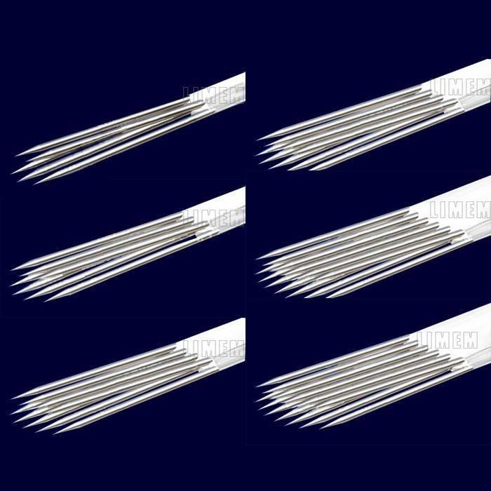 High quality quatat premium needle round shader rs pro for Shading needle tattoo
