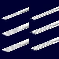 QUATAT Premium Round Magnum F RF round flat M2 double stack Pro Tattoo Needles