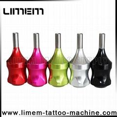 Tattoo Aluminum Cartridge Grip Compatible needle cartridges