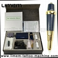 Imported Taiwan Giant Sun Permanent Makeup Pen Tattoo Eyebrow Machine Kit