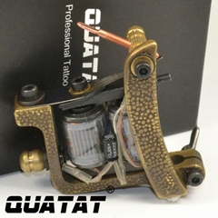 High Quality QUATAT Tattoo Artist Made Professional Tattoo Machine Shader