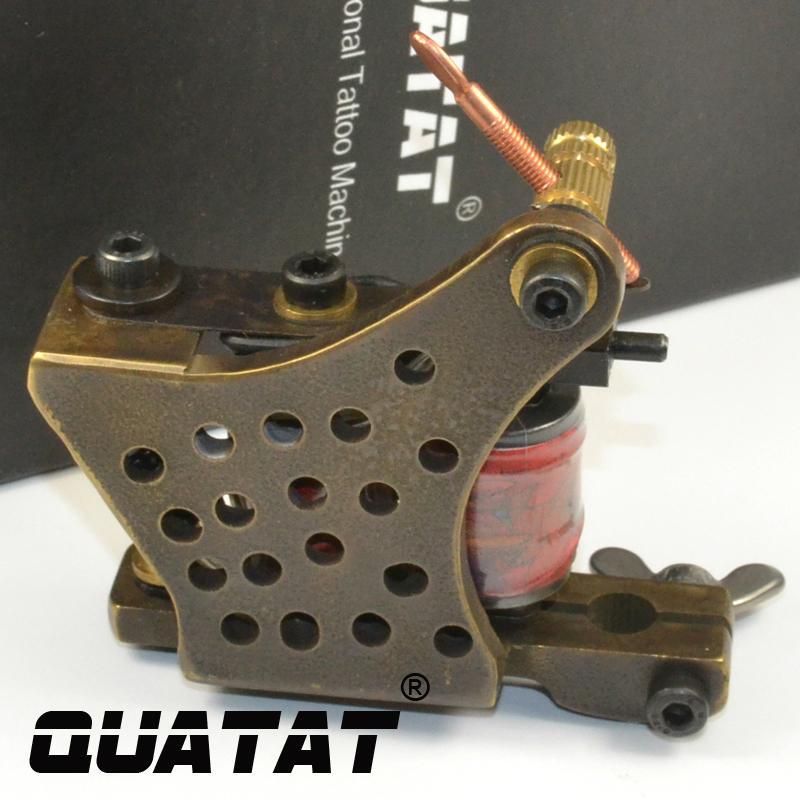 Quality Tattoo QUATAT Artist handmade Professional Tattoo Machine ...