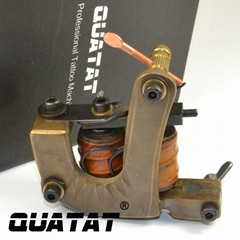 Quality QUATAT Tattoo Artist handmade Professional Tattoo Machine shader
