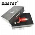High quality QUATAT rotary tattoo machine red OEM Accepted